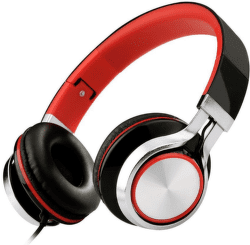 SOUNDFRIEND SH-015IP Červené