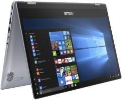 Asus VivoBook Flip 14 TP412FA-EC309T sivý