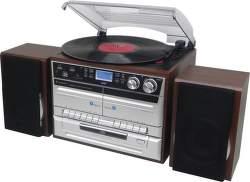 Soundmaster MCD5550 DBR hnedý