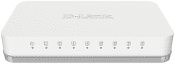 D-LINK GO-SW-8G 8-port 1Gb switch