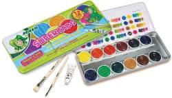 Jolly Supertabs 12 Colours vodové farby