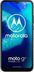 Motorola Moto G8 Power Lite tmavomodrý