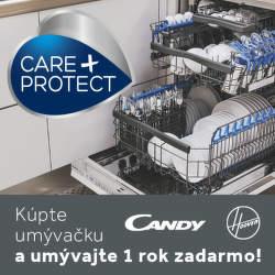 Darček k umývačkám riadu Candy a Hoover