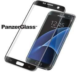 PanzerGlass tvrdené sklo pre Samsung Galaxy S7 Edge, čierna