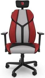SPC Gear EG450 CL červeno-sivé