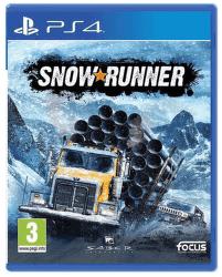 SnowRunner - PS4 hra