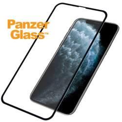 PanzerGlass Premium tvrdené sklo pre Apple iPhone 11 Pro/Xs/X, čierna