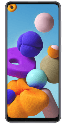 Samsung Galaxy A21s 32 GB čierny