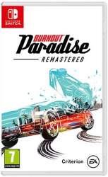 Burnout Paradise Remastered - Nintendo Switch hra
