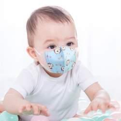 Detské ochranné rúška s potlačou (50ks)