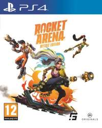 Rocket Arena Mythic Edition PS4 hra