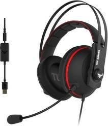 Asus TUF Gaming H7 čierno-červený