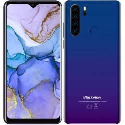 iGET Blackview A80 Pro 64 GB modrý