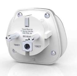 TRAVEL BLUE 901 TECH cestovný adaptér