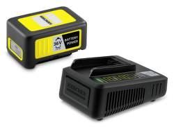 Kärcher 36 V/2,5 Ah batéria a nabíjačka