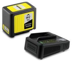 Kärcher 36 V/5,0 Ah batéria a nabíjačka