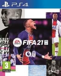FIFA 21 - PS4/ PS5 hra