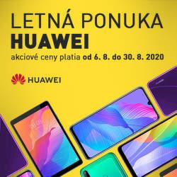 Letná ponuka Huawei
