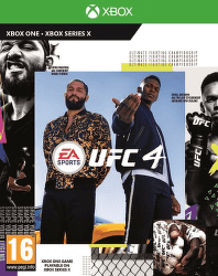 UFC 4 - Xbox One/Series hra