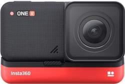 Insta360 ONE R 4K Edition čierno-červená
