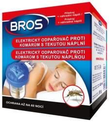 BROS El. odparovač proti komárom