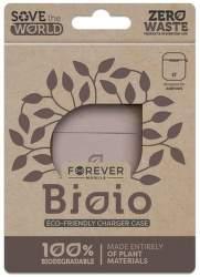 Forever Bioio ochranné puzdro pre Apple AirPods, ružová