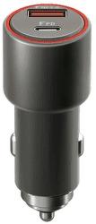 Forever Core QC 3.0 USB/USB-C PD 36 W čierna