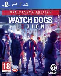 Watch Dogs Legion Resistance Edition PS4 hra