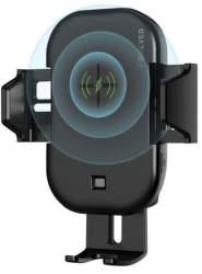 Forever Core bezdrôtová nabíjačka 15 W 2 A čierna
