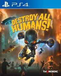 Destroy All Humans! PS4 hra
