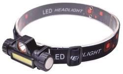 Solight WN32 USB LED čelovka