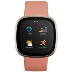 Fitbit Versa 3 ružová