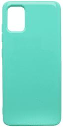 Mobilnet Candy puzdro pre Samsung Galaxy A51 tyrkysová