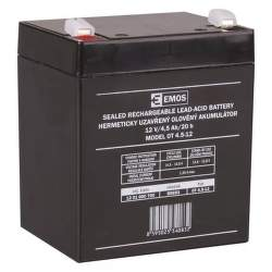 EMOS B9653 12V 4,5Ah