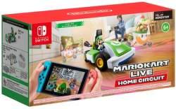 Nintendo Switch Mario Kart Live: Home Circuit - Luigi