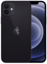 Apple iPhone 12 64 GB Black čierny