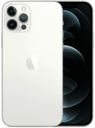 Apple iPhone 12 Pro 512 GB Silver strieborný