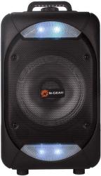 N-Gear The Flash 610 čierny