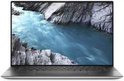 Dell XPS 15 9500-85361 strieborný
