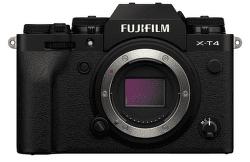 Fujifilm X-T4 telo čierna