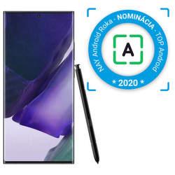 Samsung Galaxy Note20 Ultra 5G 256 GB čierny