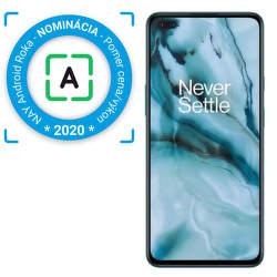 OnePlus Nord 256 GB modrý