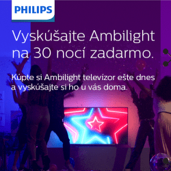 30 dní záruka vrátenia peňazí na TV Philips