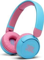 JBL JR310BT tyrkysovo-ružové