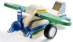 Stanley Jr. JK029-SY stavebnica lietadlo