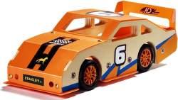 Stanley Jr. OK002-SY stavebnica závodný automobil