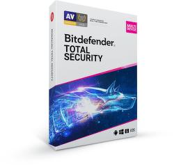 Bitdefender Total Security 10Z/1R