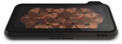 Zens Liberty Glass bezdrôtová nabíjačka 60 W čierna