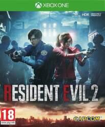 Resident Evil 2 (2019) Xbox One hra