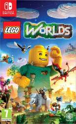 Lego Worlds - Nintendo Switch hra
